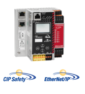 CIP Safety via EtherNet/IP