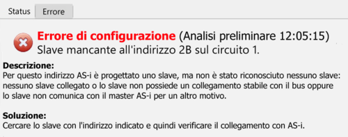 Software di diagnostica
