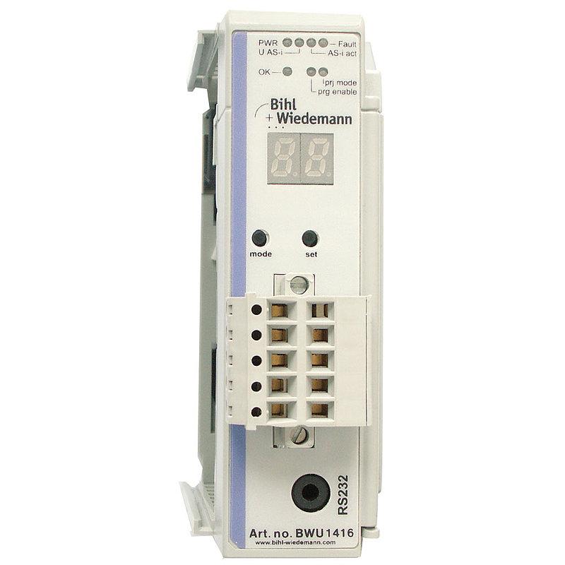BWU1416 | ASi-3 Master/Scanner A-B CompactLogix/MicroLogix
