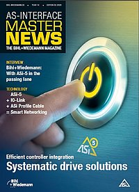 AS-INTERFACE MASTER NEWS II/2020