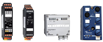 Analog Modules from Bihl+Wiedemann
