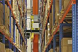 Storage and retrieval system - Safe speed and position monitoring with encoders