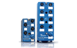 M12 Field Modules, IP67