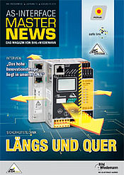 AS-Interface Master news Magazin I/2016
