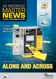 AS-Interface Master News Magazine I/2016