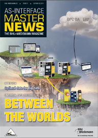 AS-Interface Master News Magazine II/2017