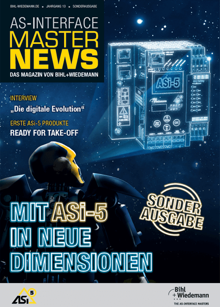 AS-Interface Master News Sonderausgabe ASi-5