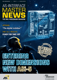 AS-Interface Master News Special Editon ASi-5