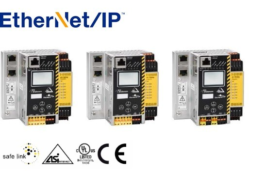 AS-i 3.0 EtherNet/IP + ModbusTCP Gateways