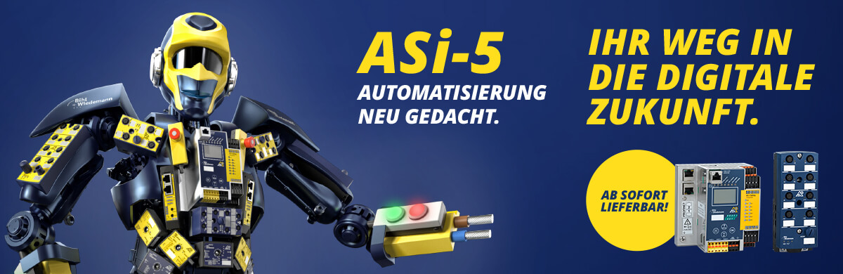 [Translate to Italien:] ASi-5 Automatisierung neu gedacht